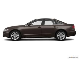 Pre-Owned 2015 Audi A6 2.0T Premium Sedan for sale in Houston, TX
