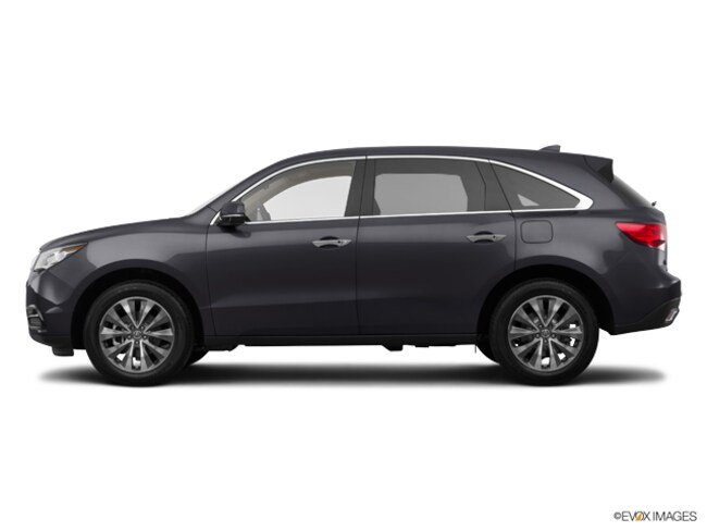 Used 2015 Acura MDX Tech Pkg SH-AWD  Tech Pkg Steamboat Springs, CO