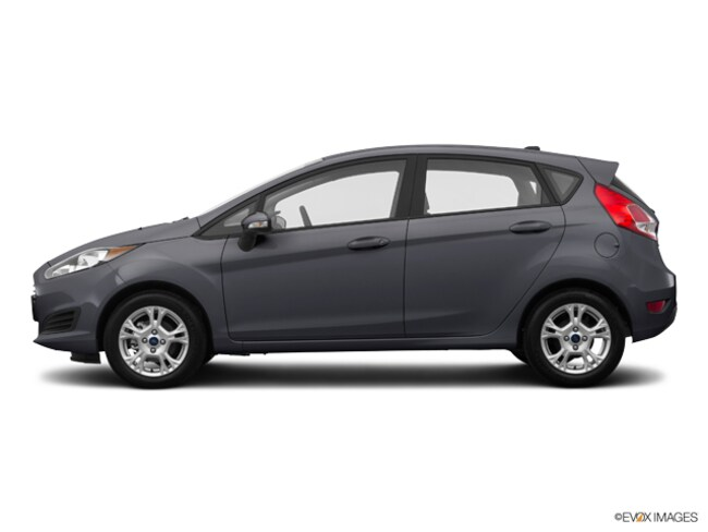 Used 2015 Ford Fiesta SE Hatchback Bakersfield