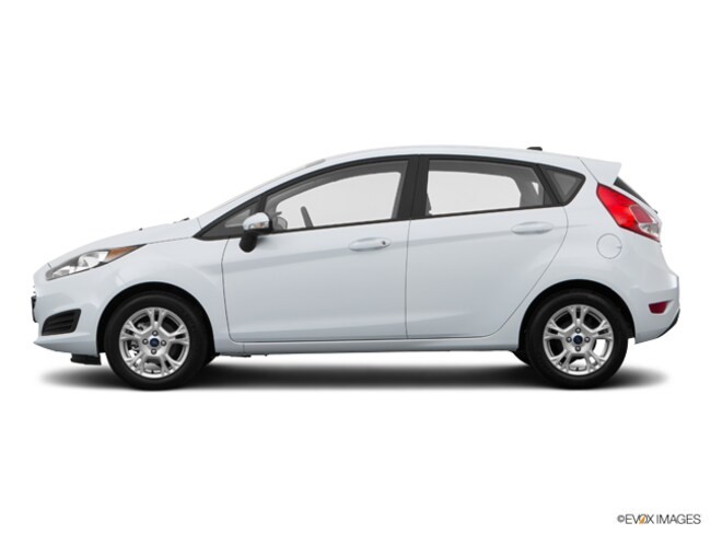 Used 2015 Ford Fiesta SE Hatchback in El Paso, TX