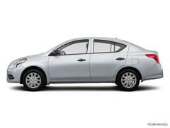 2015 Nissan Versa 1.6 Sedan
