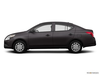 2015 Nissan Versa 1.6 S 1.6 S  Sedan 4A in Kingsport, TN