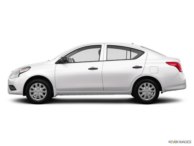 2015 Nissan Versa 1.6 S Sedan