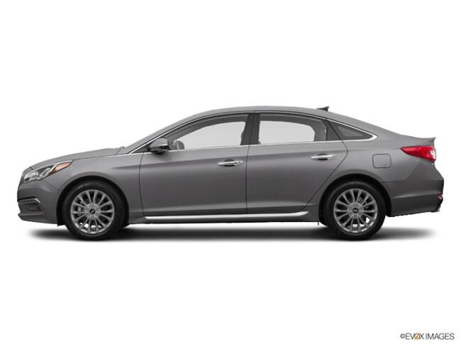 Certified Used 2015 Hyundai Sonata 2.4L Limited Sedan PY65419 in Waipahu