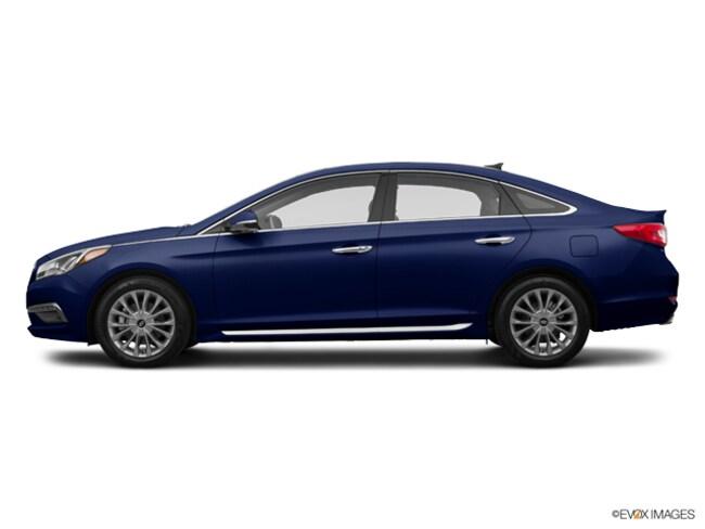 Certified Used 2015 Hyundai Sonata 2.4L Limited Sedan PY65729 in Waipahu