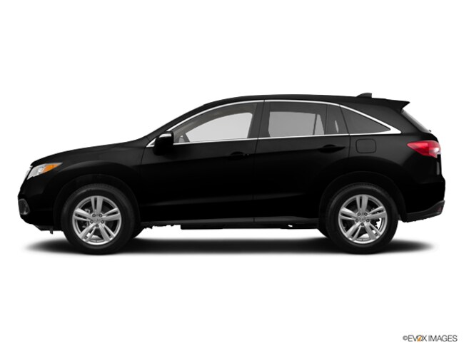 Certified Used 2015 Acura RDX SUV in Glendale, CA