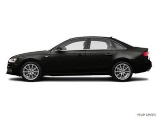 2015 Audi A4 2.0T Premium Plus Sedan