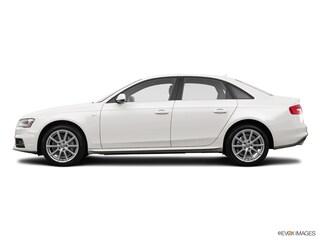 Pre-owned 2015 Audi A4 2.0T Sedan for sale in Lebanon, NH