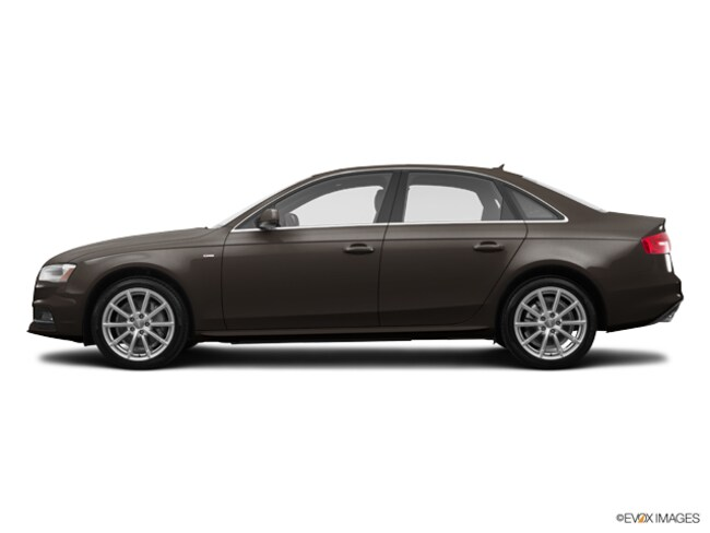 2015 Audi A4 2.0T Quattro Premium Sedan