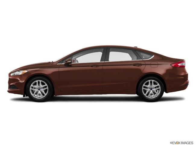 2015 Ford Fusion SE FWD Sedan