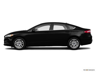 Used 2015 Ford Fusion SE FWD Sedan in Baltimore
