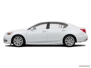 2015 Acura RLX RLX with Technology Package Sedan