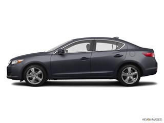 2015 Acura ILX 2.0L Automatic With Technology Package Sedan