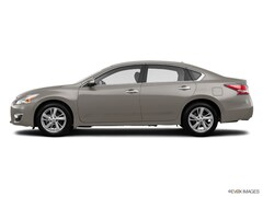 Certified Pre-Owned 2015 Nissan Altima 2.5 SV Sedan in Manchester, NH