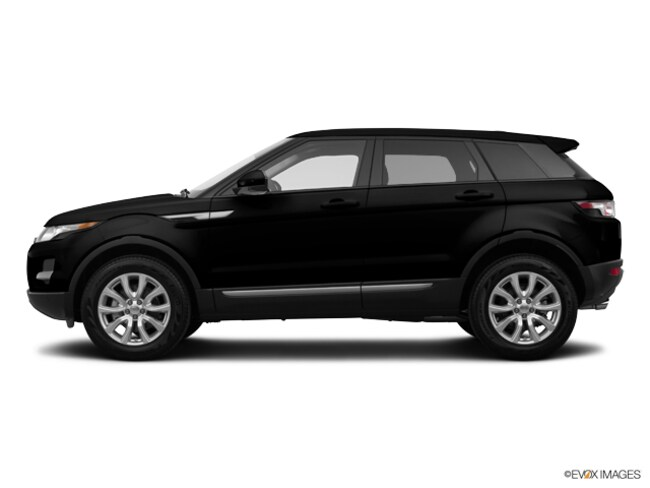 Pre-Owned 2015 Land Rover Range Rover Evoque Pure SUV in Bedford, NH