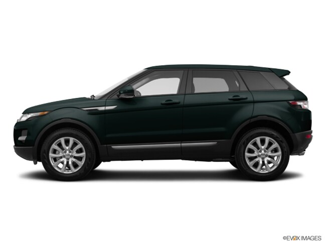 Certified Used 2015 Land Rover Range Rover Evoque Pure SUV For Sale Near Boston Massachusetts