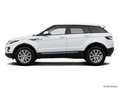 Certified Pre-Owned 2015 Land Rover Range Rover Evoque HB Pure Plus SUV in Knoxville, TN