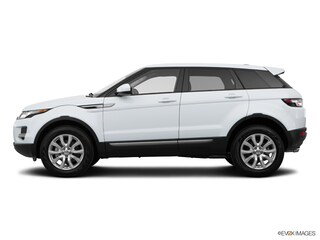 Used 2015 Land Rover Range Rover Evoque Pure SUV for sale in Houston