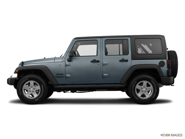 2015 Jeep Wrangler Unlimited Willys Wheeler SUV