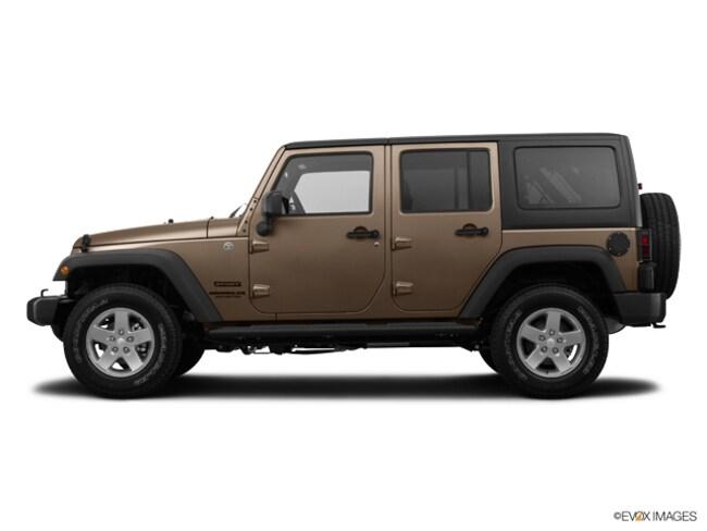 2015 Jeep Wrangler Unlimited Sport 4x4 SUV