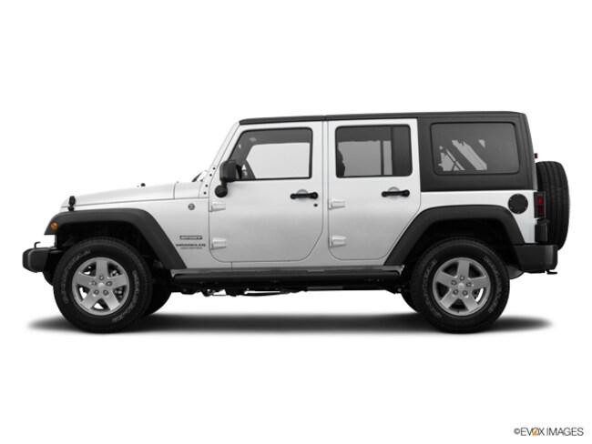 Used 2015 Jeep Wrangler Unlimited Sport SUV San Antonio