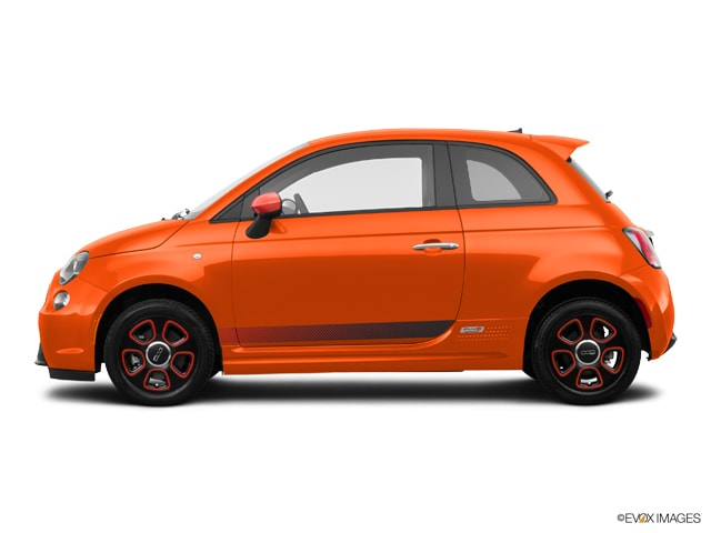 2015 FIAT 500e Battery Electric Hatchback