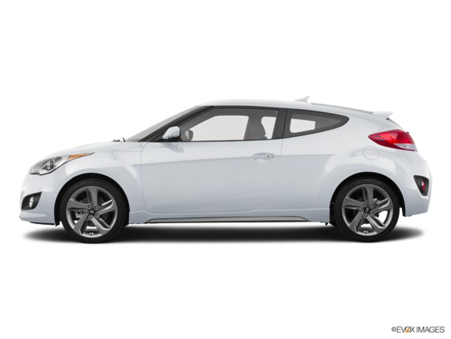 Used 2015 Hyundai Veloster Turbo Hatchback for sale in Idaho Falls