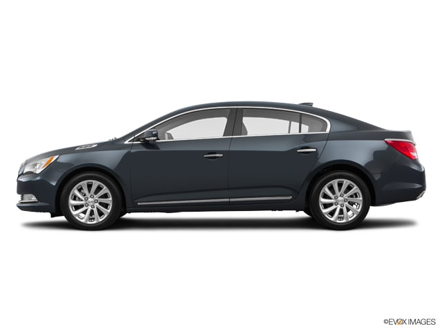 2015 Buick LaCrosse Sedan