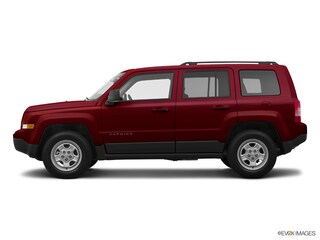 Used vehicle 2015 Jeep Patriot Sport SUV 1C4NJPBA0FD155991 for sale in Albuquerque, NM