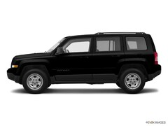 Used 2015 Jeep Patriot Sport SUV 275944A in Marshall, VA