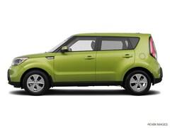 2015 Kia Soul Base FWD Hatchback
