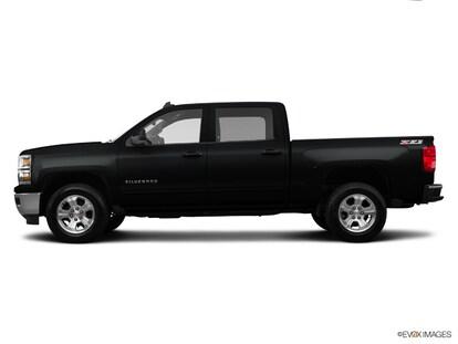 Used 2015 Chevrolet Silverado 1500 Lt Truck Crew Cab