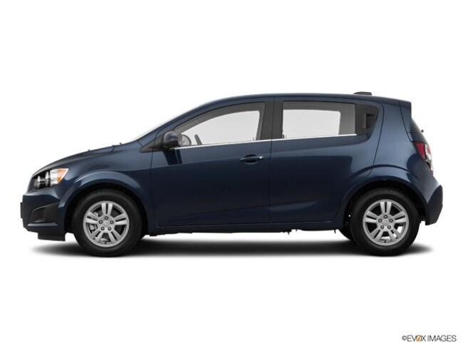 Used 2015 Chevrolet Sonic LT Auto Hatchback For Sale Waite Park, MN