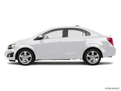 2015 Chevrolet Sonic LTZ Auto LTZ Auto  Sedan