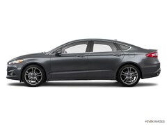 2015 Ford Fusion Titanium Sedan
