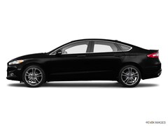 Used 2015 Ford Fusion Titanium Sedan Havelock, NC