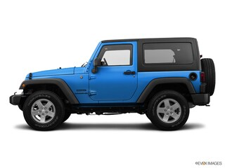 2015 Jeep Wrangler Freedom Edition 4x4 SUV