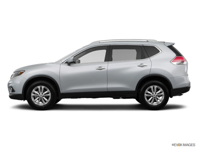 Used 2015 Nissan Rogue SV SUV in Denver