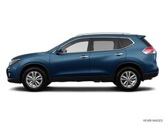Certified Used 2015 Nissan Rogue SV SUV in Lebanon NH
