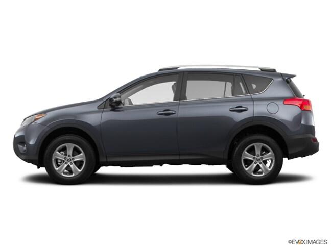 Used 2015 Toyota RAV4 XLE SUV in Ruston, LA