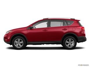 2015 Toyota RAV4 XLE SUV