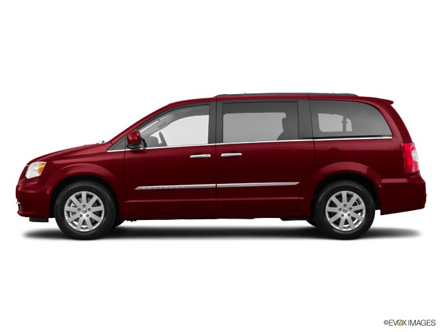 2015 Chrysler Town & Country Van