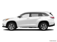 Certified Pre-Owned 2015 Toyota Highlander Limited SUV Corona