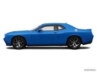 Used 2015 Dodge Challenger SXT Coupe 2C3CDZAG7FH709387 in Burlingame