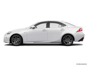 2015 LEXUS IS 250 4dr Sport Sdn RWD Sedan
