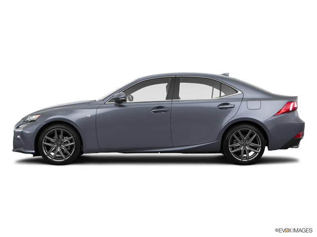 2015 LEXUS IS Sedan