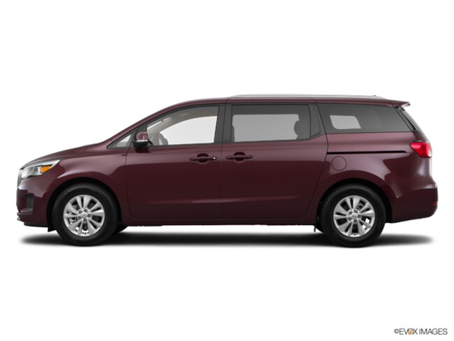 Used 2015 Kia Sedona LX FWD Van for sale near Atlanta
