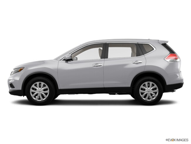 Certified Used 2015 Nissan Rogue S SUV in Lebanon NH