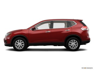 2015 Nissan Rogue S AWD S  Crossover (midyear release) in Kingsport, TN