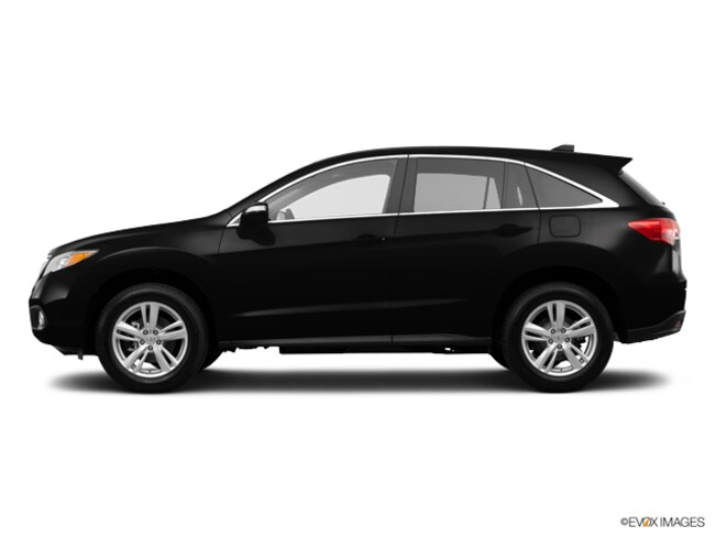 Certified Used 2015 Acura RDX Tech SUV in Glendale, CA